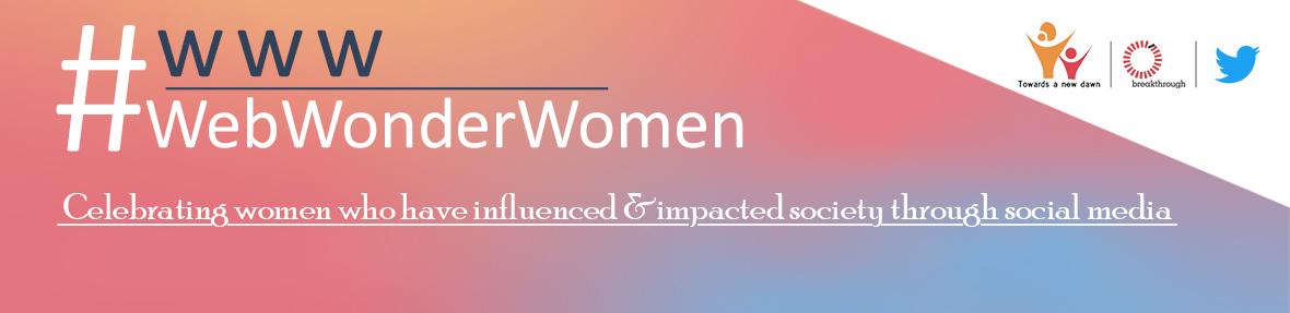 #www : #WebWonderWomen